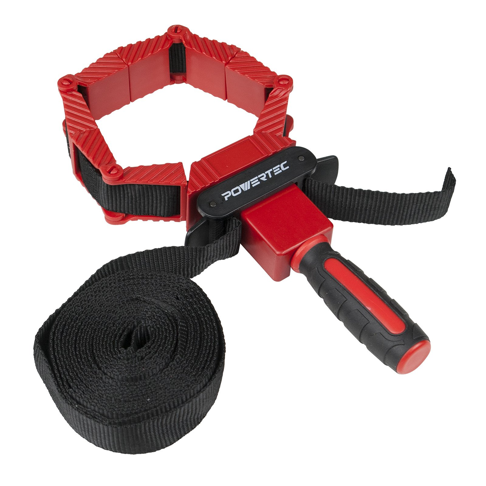 POWERTEC 71122 Deluxe Polygon Clamp with Quick-Release Lever