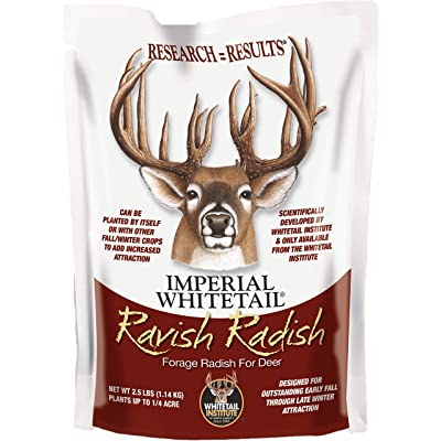 Whitetail Institute Imperial Ravish Radish: Sports & Outdoors