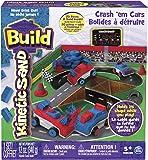Kinetic Sand Crash Em Cars Playset (Multi-Colour)