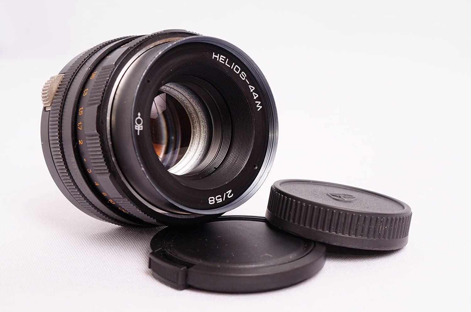 Helios 44M 58mm F2 Russian Lens for Sony E NEX (for E-mount cameras)