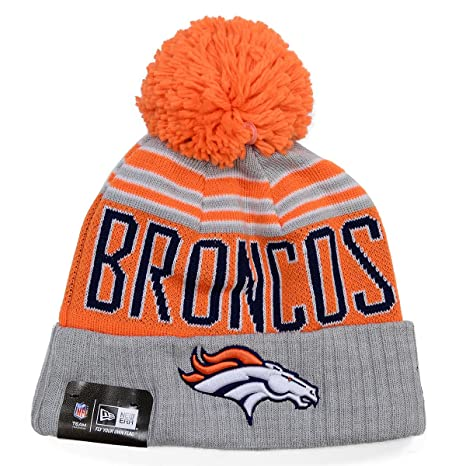 73bd4649f4b Image Unavailable. Image not available for. Color  New Era Mens Winter  Blaze Cuffed Knit Hat with Pom (One Size