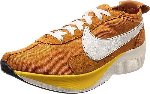 tarde Molestar inoxidable  NIKE Men's Moon Racer QS, Monarch/SAIL-Amarillo, 10.5 M US: Amazon.co.uk:  Shoes & Bags