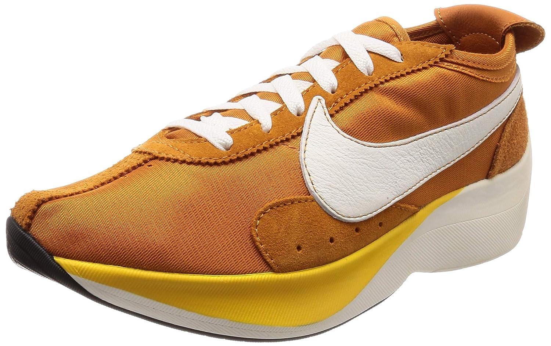 low priced 83cd5 f7645 Amazon.com   Nike Men s Moon Racer QS, Monarch SAIL-Amarillo   Shoes