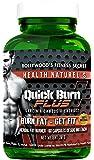 Health Naturel's Quick Burn Plus Garcinia Cambogia 100% Natural - 60 Capsules