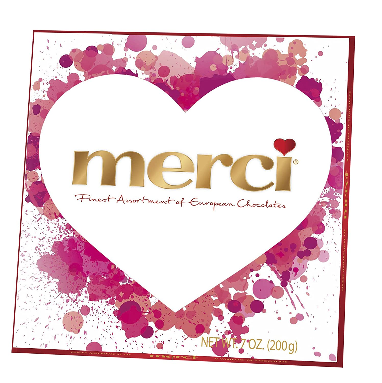 Amazon.com : Merci European Chocolates, Assortment, 8.8-Ounce ...