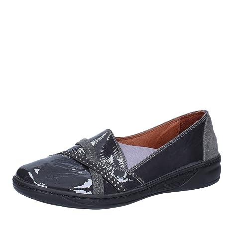 Susimoda WALKSAN by Sneakers Donna 37 EU Grigio Vernice Camoscio Sast En Línea Barato Proveedor Más Grande Hz6R6z