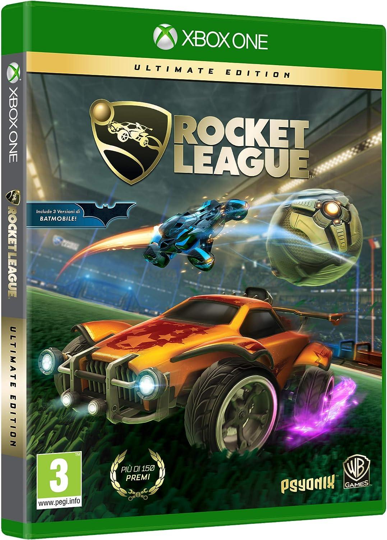 Rocket League - Ultimate Edition - Xbox One [Importación italiana ...