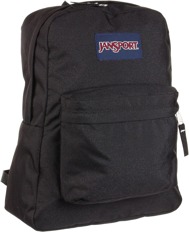 JANSPORT Superbreak Backpack Black Canvas