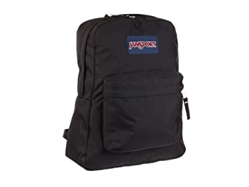 Amazon.com: Jansport Backpack Superbreak Forge Grey (Black ...