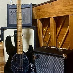 Amazon Com Fender Rumble 25 V3 Bass Combo Amplifier Musical Instruments