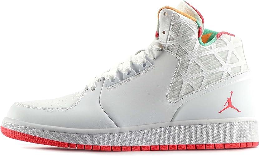 Nike Jordan 1 Flight 5 Premium, Baskets Mode pour Homme Gym