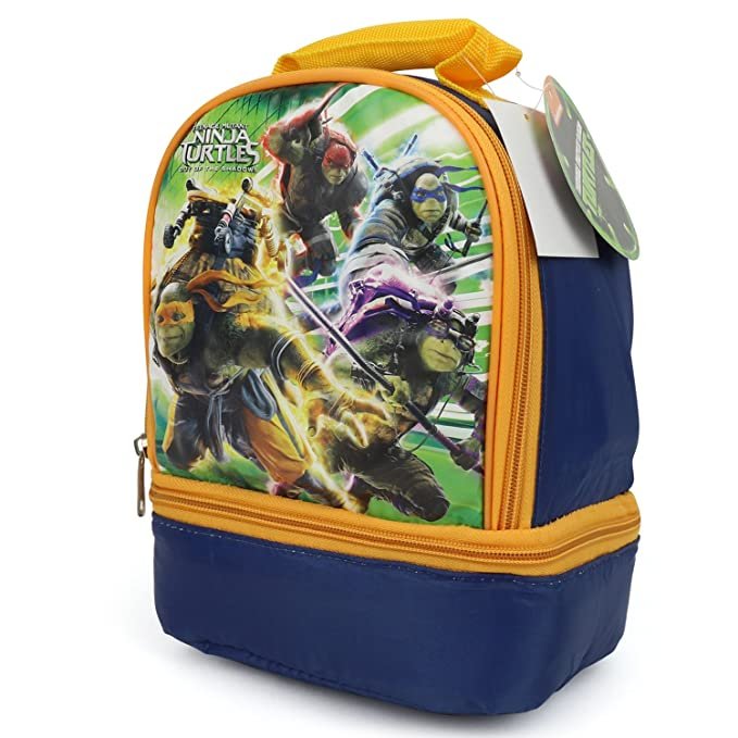 Amazon.com: Trendy Apparel Shop TMNT Dome Shaped Insulated ...