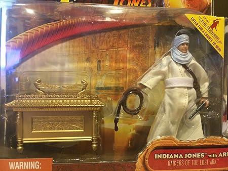 "Lot 5 original 3.75/"" indiana jones raiders of lost ark action figure boy gift"