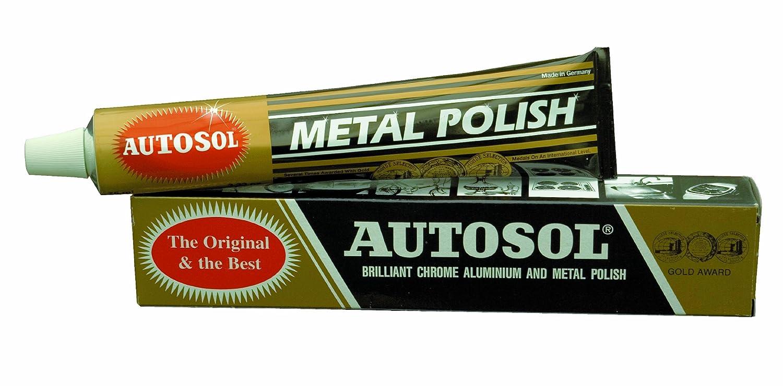 Autosol Metal Polish, 75 ml
