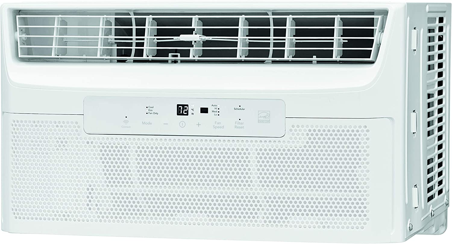 Frigidaire GHWW083WB1 Window Air Conditioner with Remote Control, White