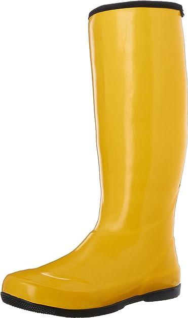 Yellow Rain Boots For Women
