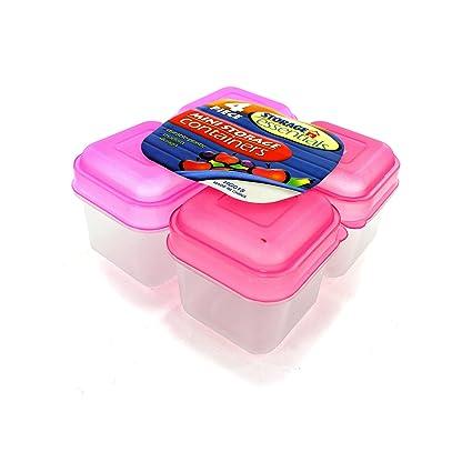 066f7ea150bd Amazon.com: 123-Wholesale - Set of 36 Miniature Storage Containers ...