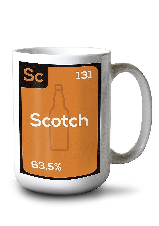【予約中!】 Periodic Periodic Drinks Mug - Scotch - Canvas Tote Bag LANT-83789-TT B077RQKTZ2 15oz Mug 15oz Mug, 一六本舗:371f26bc --- vezam.lt