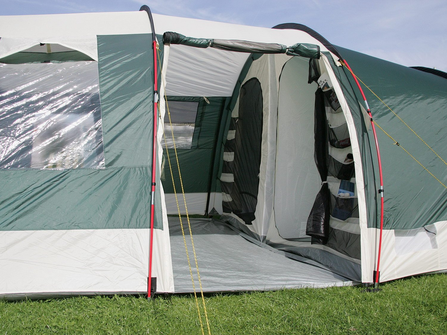 & Skandika Jasper II Six Man Tent: Amazon.co.uk: Sports u0026 Outdoors