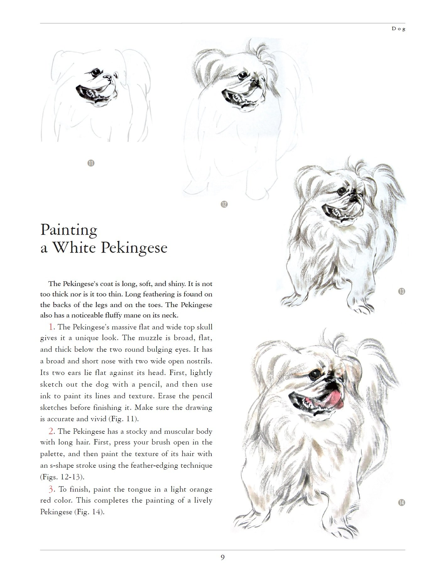 Farm Animals and Pets: The Beginner's Guide to Chinese Painting: Mei Ruo,  Yijin Wert: 9781602201354: Amazon.com: Books