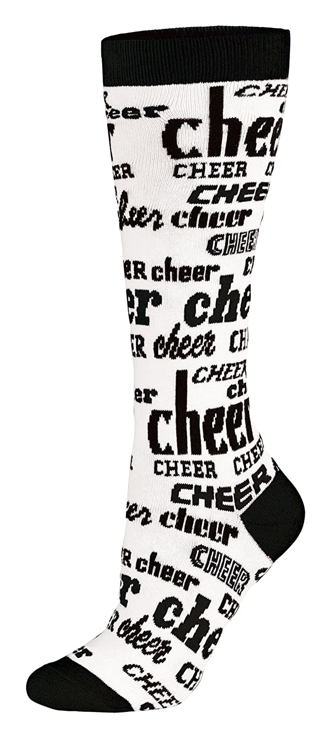 Chassé IS178 ROY Y Chass/é Girls Chass/é Knee-High Nothing But Cheer Sock