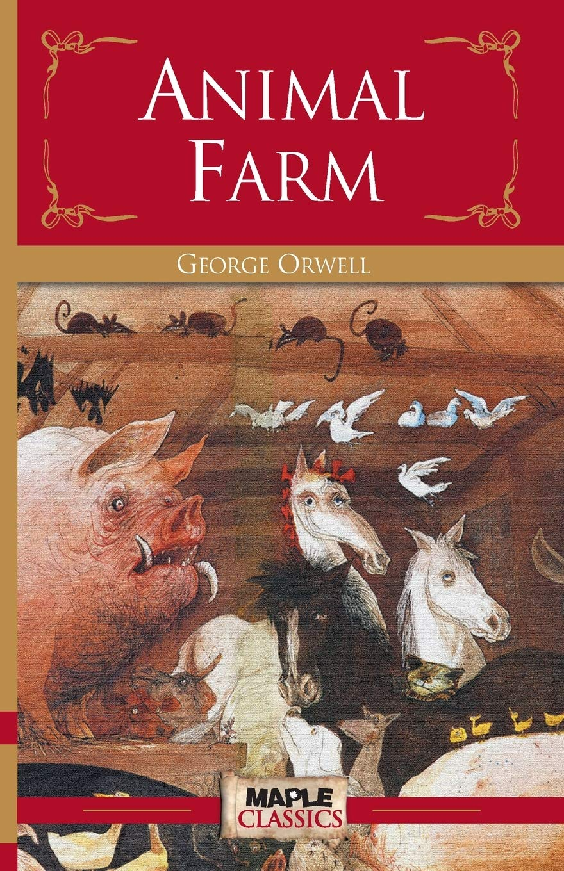 Animal Farm: Amazon.es: Orwell, George: Libros en idiomas extranjeros