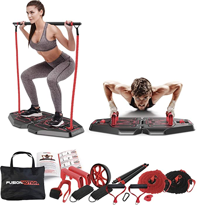 Top 10 Foldable Portable Home Gymn Equipment
