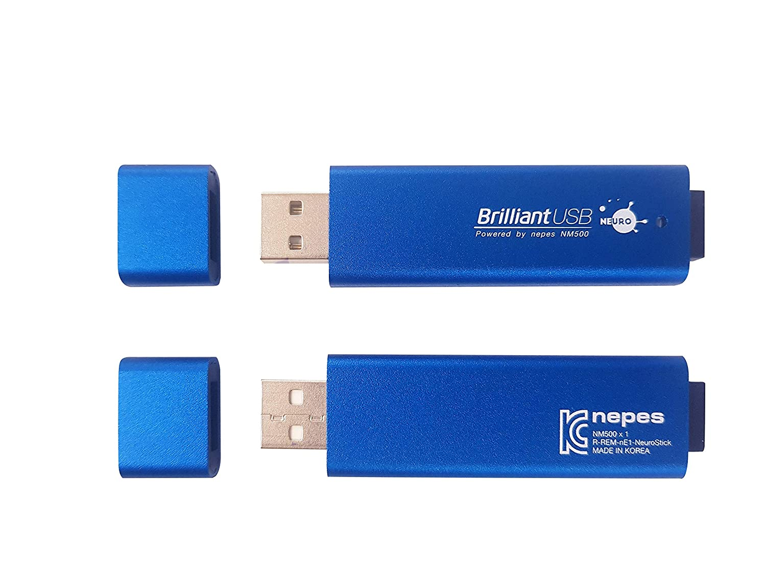 neuromorphic chip NM500 1 Practical AI Enabled Platform NM500 nepes Brilliant USB