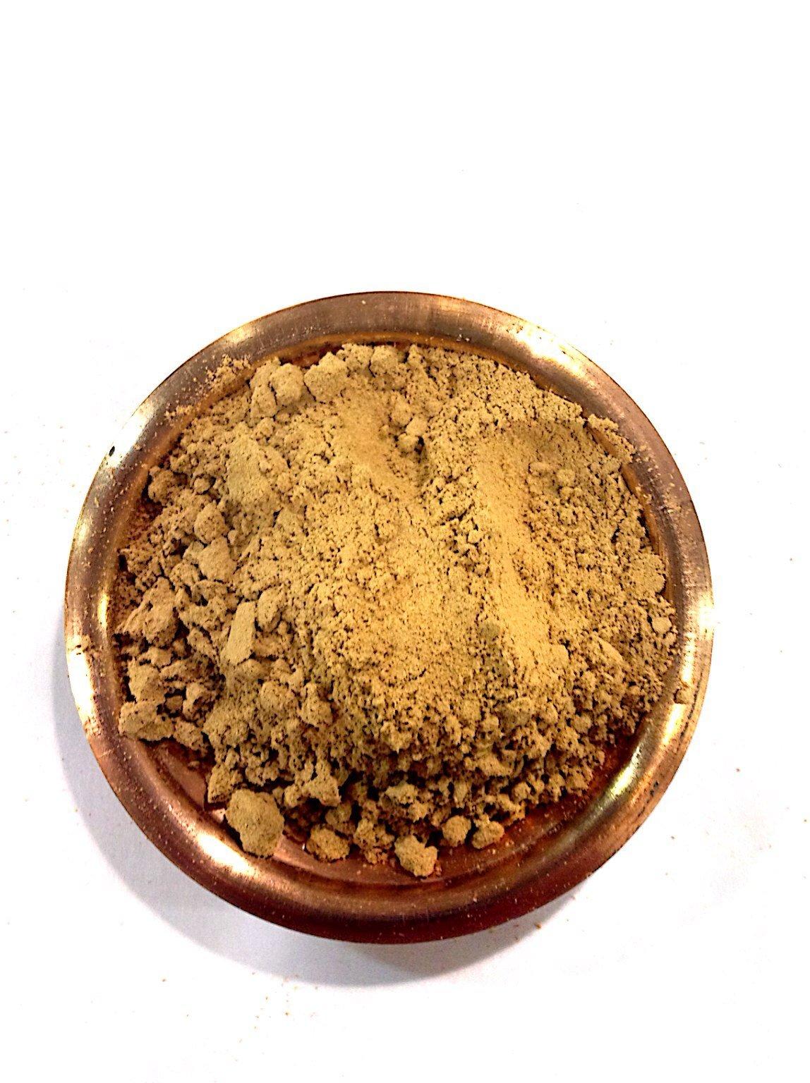 Pure Sandalwood Powder (100% Pure) 1/2 ounce (14.17 Gram)