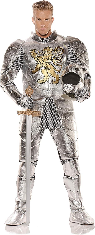 Knight in Shining Armor Adult Costume 81RULiZ-MQL