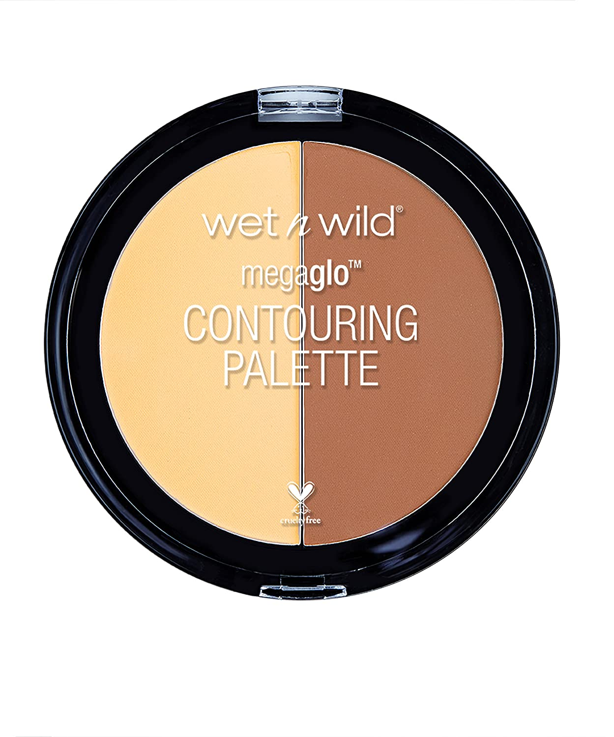 MegaGlo Contouring Palette, Caramel Toffee Markwins Beauty Products E7501
