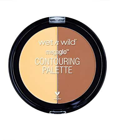 Wet n Wild Megaglo Contouring Palette, Caramel Coffee, 12.5g Compact Powder at amazon