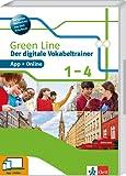 Green Line 1-4 - Der digitale Vokabeltrainer, App + Online, Produktcode
