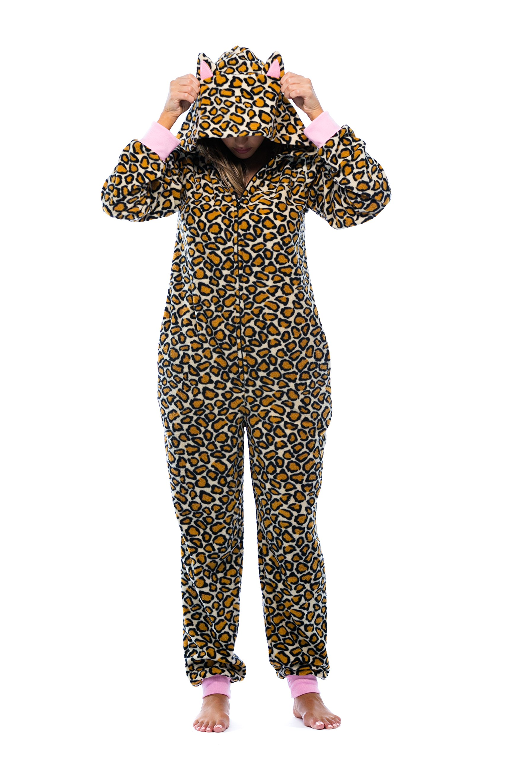1fd784cc28 Best Rated in Women s Novelty One-Piece Pajamas   Helpful Customer ...