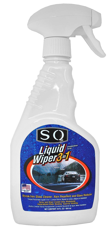 Amazon.com: SQ LIQUID WIPER 3 IN 1 16 FL OZ. (473ml): Automotive