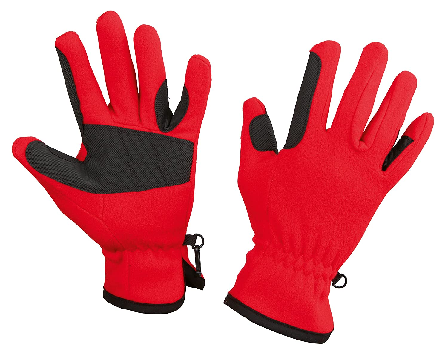 Kerbl Fleece Riding Gloves 324053