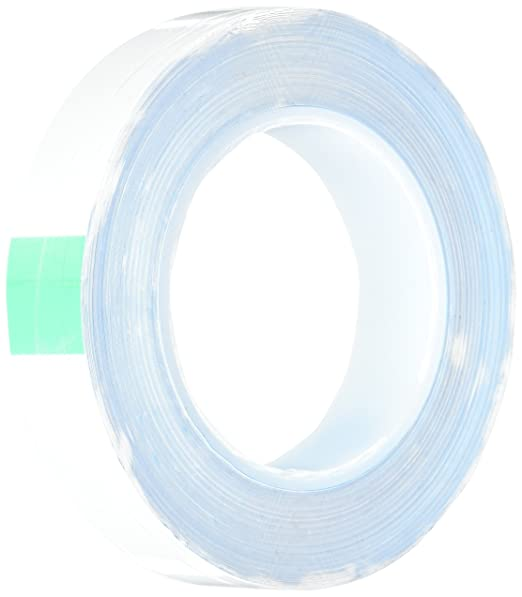 Length 0.017 yd 1 Wide White 1 Wide Pack of 25 3M 25.4mm-16.26mm-25-8815 Thermally Conductive Adhesive Transfer Tapes