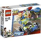 レゴ (LEGO) トイ・ストーリー ウッディとバズが救出に出動! 7590