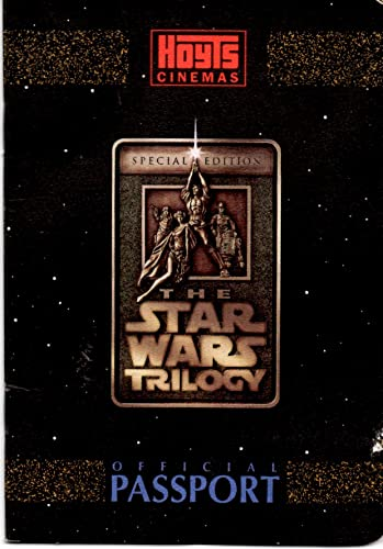 f4fa8d34fc Star Wars: Special Editions Australian Exclusive Trilogy Official Passport  USED at Amazon's Entertainment Collectibles Store