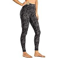 CRZ YOGA Dam Naked Feeling I High Waist Tight yogabyxor träning leggings – 65 cm