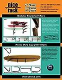 Nice Rack Single Surfboard Storage Wall Rack