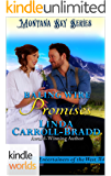 Montana Sky: Baling Wire Promises (Kindle Worlds Novella) (Entertainers of the West Book 4)