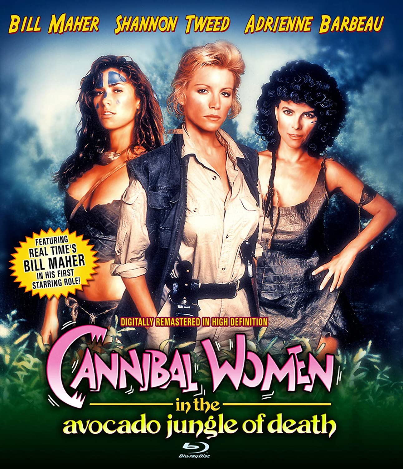 Image result for cannibal women in the avocado jungle of death