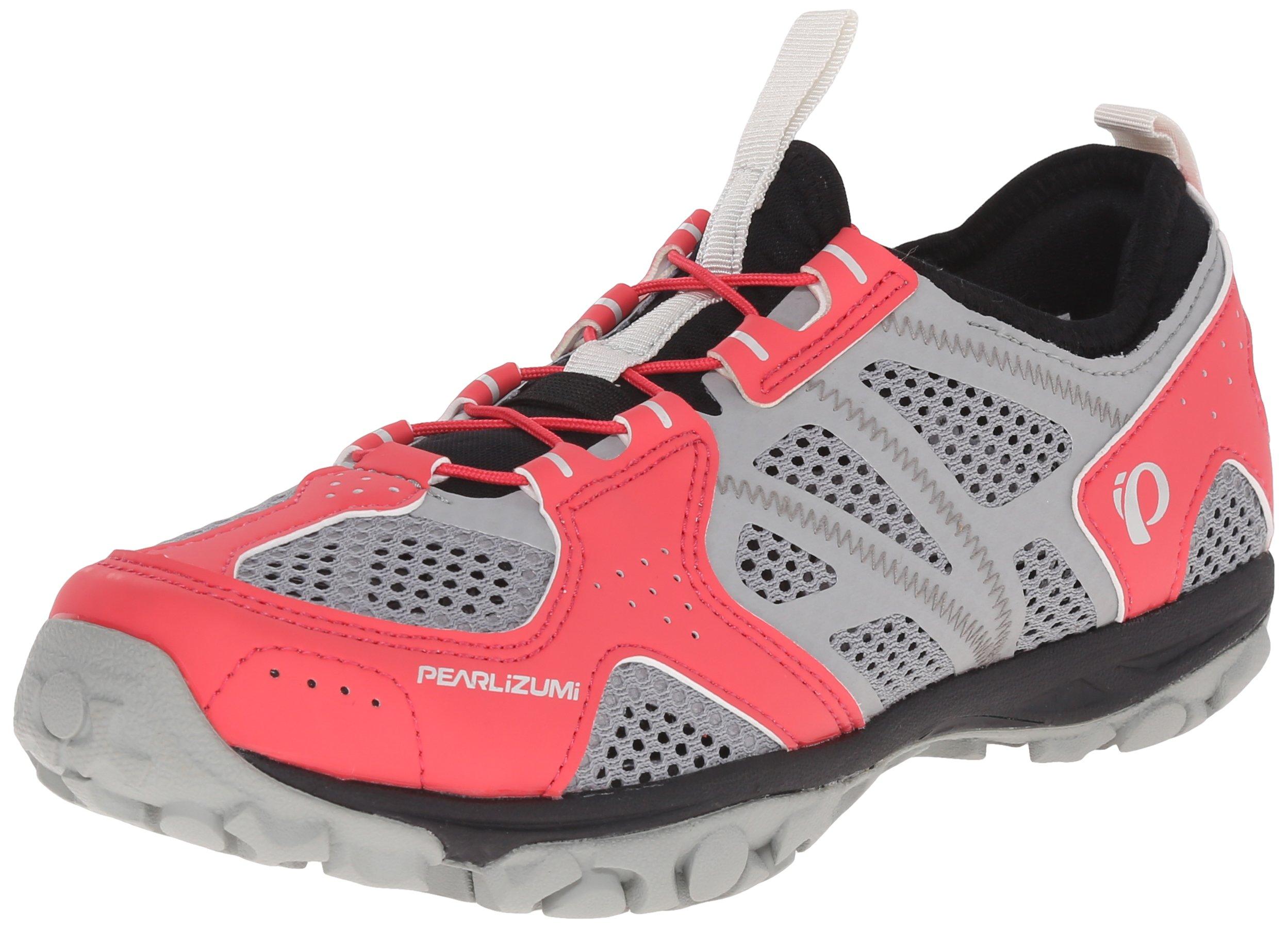 Pearl Izumi Women's W X-ALP Drift IV Cycling Shoe, Rouge Red, 39 EU/7.59 B US