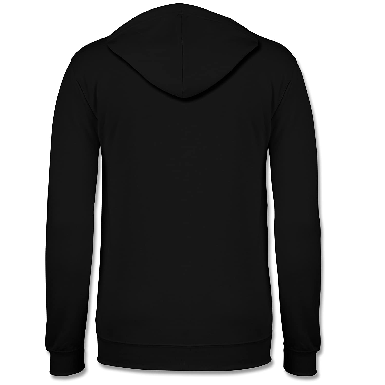 Statement Shirts - 'N Scheiß muss ich - Kontrast Kontrast Kontrast Hoodie B01N7CATNR Sweatshirts Saisonaler heißer Verkauf 4ab735