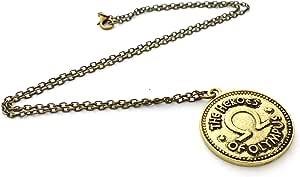 Collar Moneda - The Heroes Of Olympus - Percy Jackson