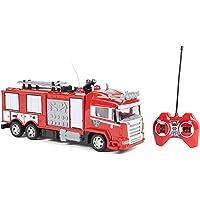 World Tech Toys–Camión de Bomberos–teledirigido Up Lights
