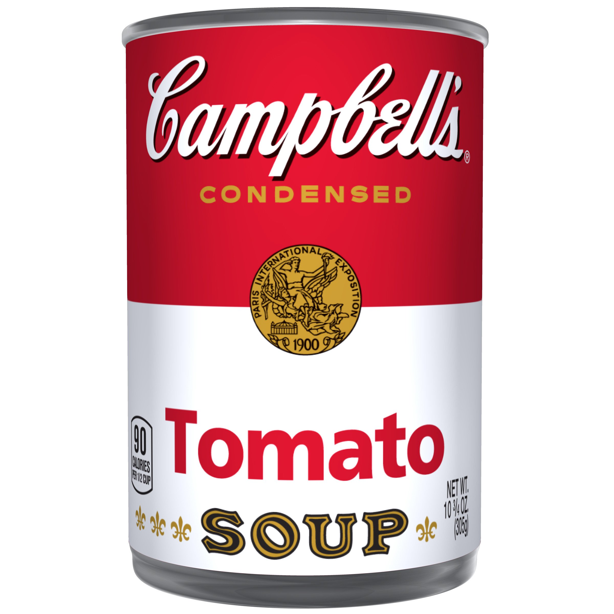 Campbell's Condensed Soup, Tomato, 10.75 oz, 6 Count by Campbell's