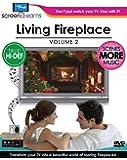 Screen Dreams: Living Fireplace, Vol. 2 [Blu-ray]