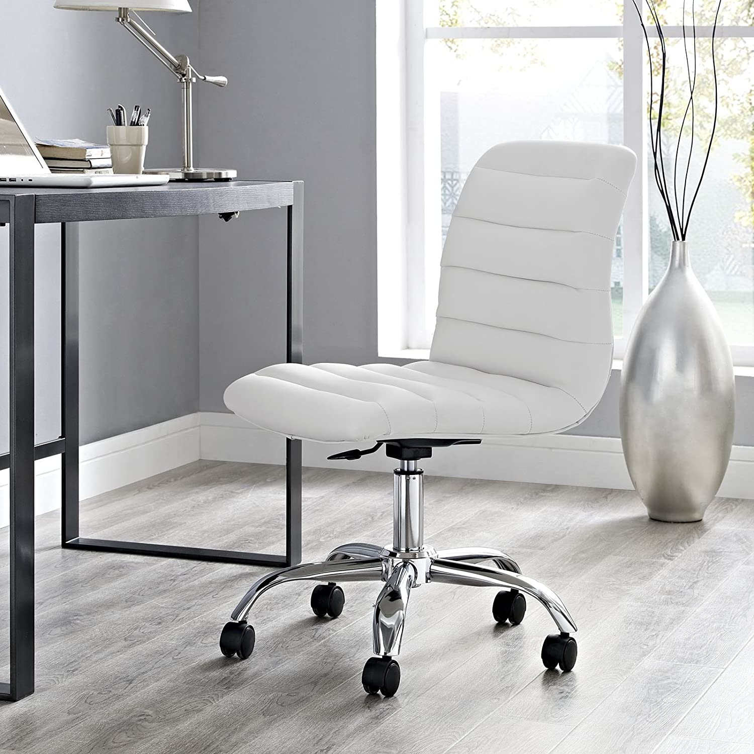 fresh mesh and chair office with back modway ergonomic fice lovely blue of vinyl amazon arms attainment up modern flip